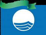 Jachthaven Andijk hat die Blaue Flagge und die Grüne Fahne